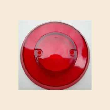 Bumpercap Williams red, clear