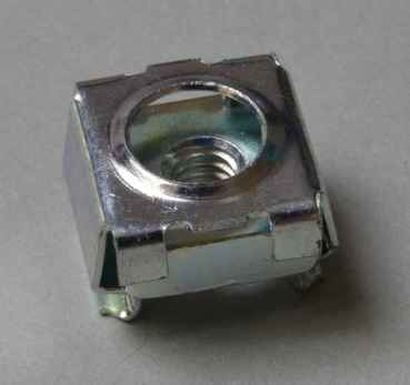 Cage Nut 8-32