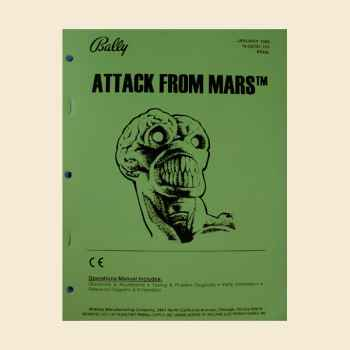 Manual Attack from Mars