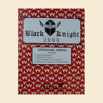 Manual Black Knight 2000