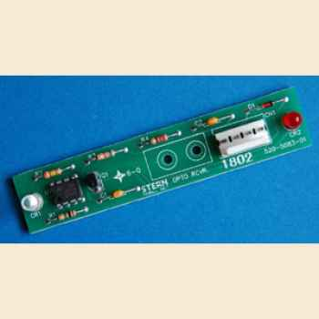 Opto Receiver Board mit Diode