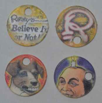 Ripley's - Believe it or not - Promoplasticset