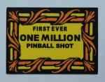 Comet Decal Million Shot